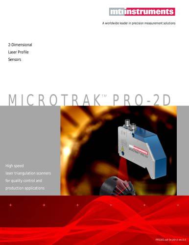 MICROTRAK PRO - 2D