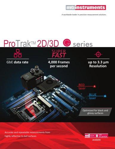 ProTrak TM 2D/3D