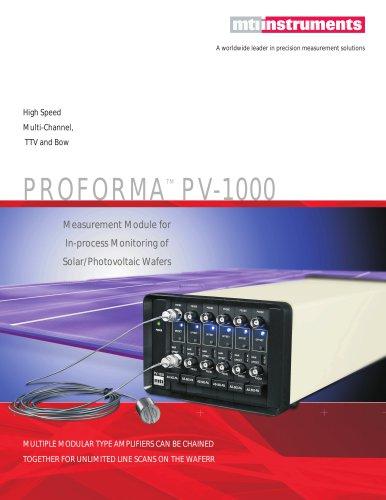 PV 1000 Solar Inspection