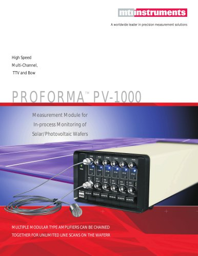 PV Series