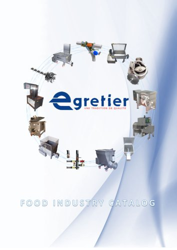 FOOD INDUSTRY CATALOG