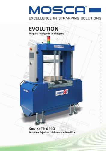 Evolution SoniXs TR-6 Pro