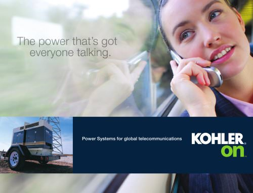 Power Systems for global telecommunications
