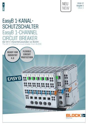 EasyB - 1-Channel circuit breaker