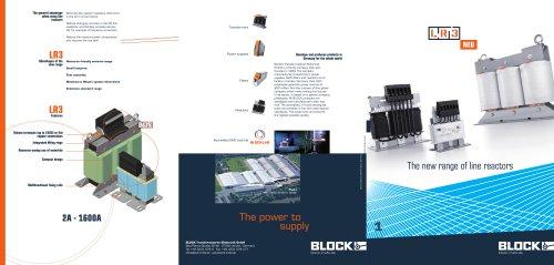 LR3 Reactors Brochure