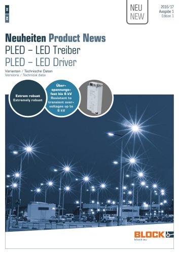 PLED - LED Driver