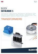 The actual catalogue 1 Transformers