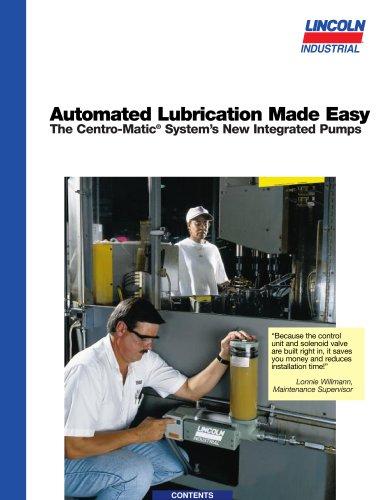 Centro-Matic® Integrated Pumps