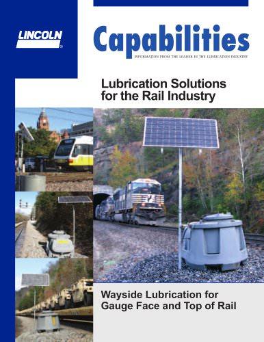 Railroad Capabilities Brochure