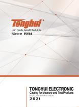 Tonghui Catalogue 2021