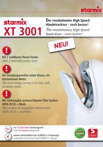 XT 3001