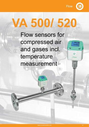Data sheet - VA 520