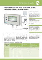 Hojas de datos técnicos - PC 400 portátil