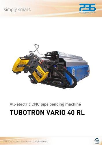 TUBOTRON VARIO 40 RL