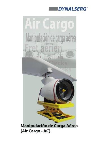 Manipulación carga aérea (Air Cargo - AC)