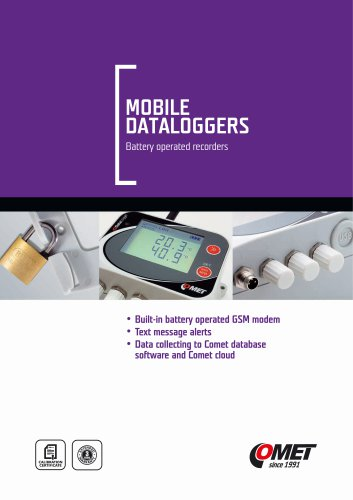 Mobile DATALOGGERS