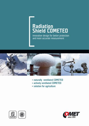 Radiation Shield COMETEO
