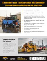 Gerlinger Carriers for Refineries