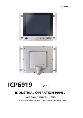 ICP6919 Datasheet