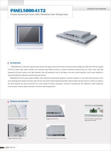 PANEL5000-A172 Datasheet