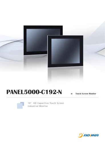 PANEL5000-C192W-N Datasheet