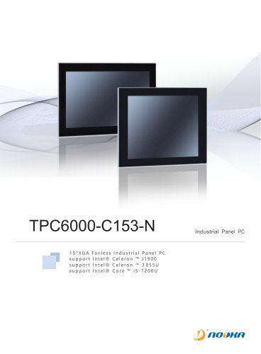 TPC6000-C153-N Datasheet