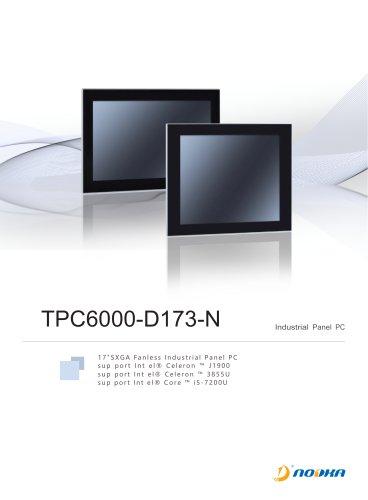 TPC6000-D173-N Datasheet