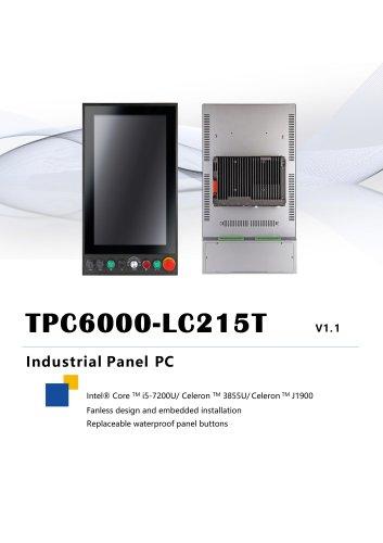 TPC6000-LC215T Datasheet