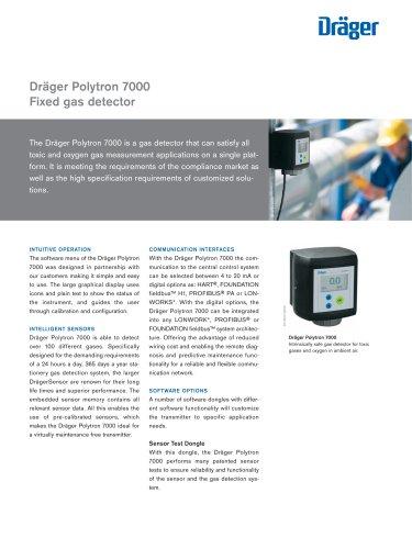 Dräger Polytron 7000