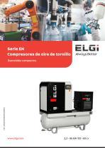 EN SERIES SCREW AIR COMPRESSORS 2.2-45 kW