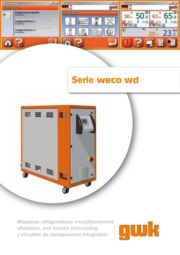 Serie weco wd