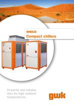 weco Compact chillers