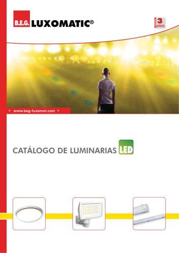 CATÁLOGO DE LUMINARIAS