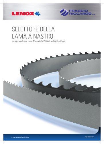 Choose the right Lenox blade