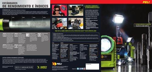 Herramientas de iluminación resistentes - Folleto de la gama completa 2009