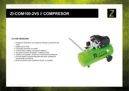ZI-COM100-2V5