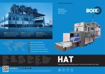 Boix HAT máquina cerradora de cajas