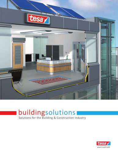 Solutions for the Building & Construction Industry