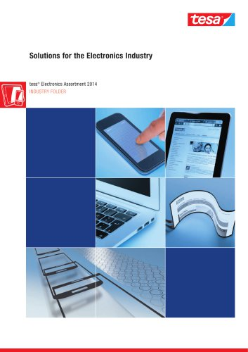 Solutions for the Electronics Industry
