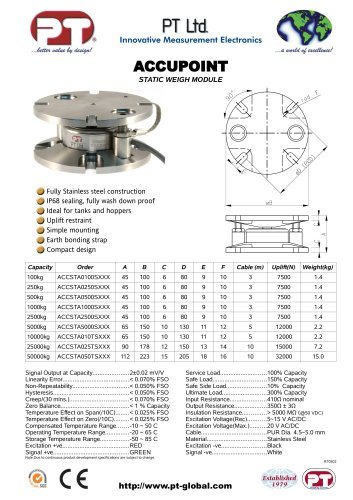 Accupoint Static Brochure
