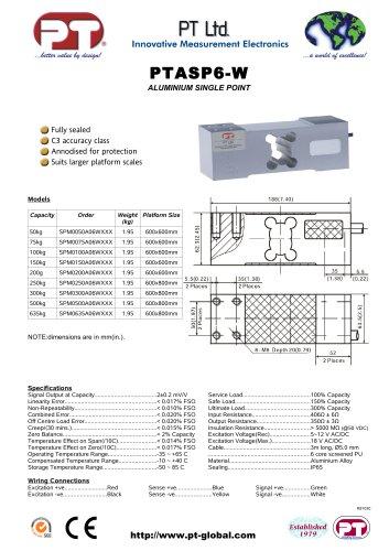 PTASP6-W Brochure