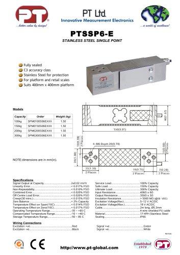 PTSSP6-E Brochure