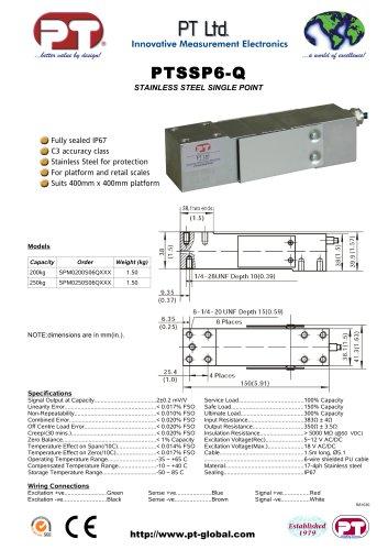 PTSSP6-Q Brochure