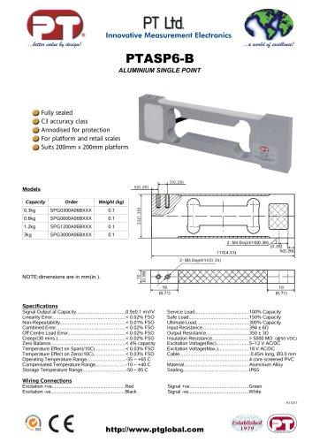 Single Point Load Cells-Aluminium, Low Cost 200x200mm platform