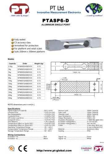 Single Point Load Cells-Aluminium, Low Cost, 250x350mm platform