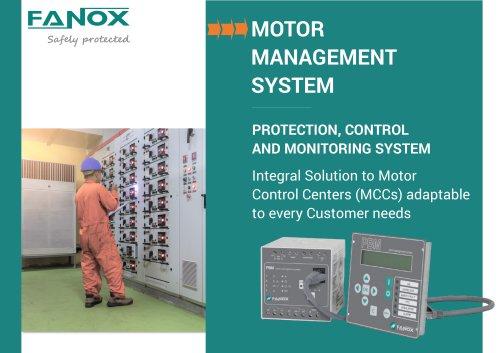 Motor Management System - Integral Solution MCCs
