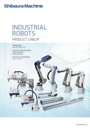 General Robot Lineup