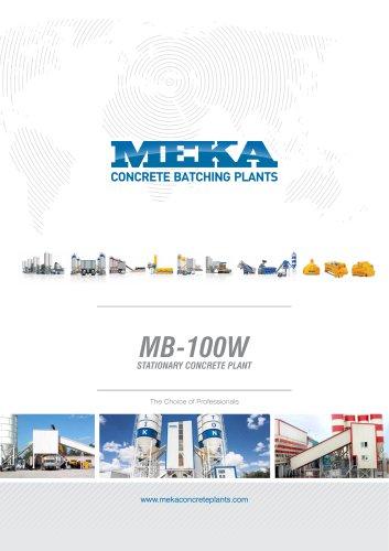 MB-100W