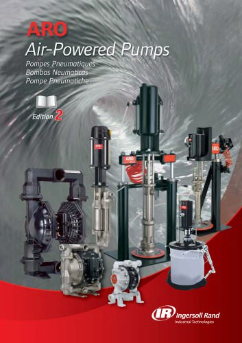 ARO Lubrication Pumps Version 2 Eng Fre Spa