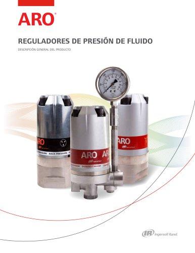 REGULADORES DE PRESIÓN DE FLUIDO ARO